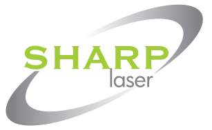 Sharp Laser Logo